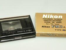 Nikon Focusing Screen K2 f. Nikon FM3A