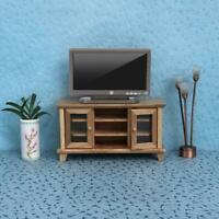 Miniature 1:12 Dollhouse Decoration Simulation TV Television Remote Accessories