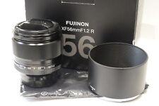 Fujifilm Fujinon 56mm F1.2 R Super EBC XF lens, Mint Boxed fits X-T20 Pro camera