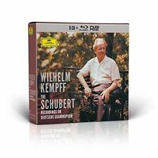 Wilhelm Kempff - Complete Schubert Solo Recordings on Deutsche Gram [N