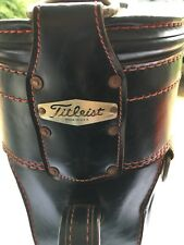 vintage titleist golf bag