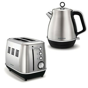 Kettle 2 Slice Toaster Stainless Steel Sale Cheap Buy Morphy Richards Kitchen
