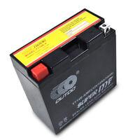 YT14B-BS 12V 12Ah 10HR for Yamaha SVS1100 V-Star AGM Battery Hyosung FJR1300 US