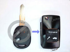 Remodel Remote Flip Folding Key Shell For Chevrolet Aveo Lova Sonic 2 Buttons