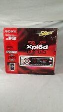 Sony Xplode CDX-MP450X Car Stereo AM/FM Radio CD MP3 Player In Dash Receiver