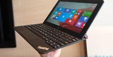 Lenovo ThinkPad Tablet 64GB eMMC Like SSD Wi-Fi WebCam Mobile LTE Business Ready