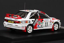 Lancer Evo II Car #11 1995 Swedish Rally  -- snow tires! -- HPI #8548 1/43