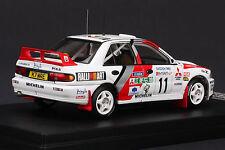 Lancer Evo II Car #11 1995 Swedish Rally  -- snow tires! -- HPI #8548 1/43