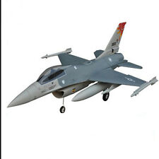 HSD Grey Jet 90MM F16 EDF EPO RC Airplane KIT Model W/O ESC Motor Battery Radio