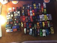 Mixed Lot Of 76 Toys Hotwheels, Matchbox, Diecast Cars And Trucks