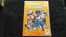 FAMILY FUN PACK 3 APPLE MAC-DVD NEW SEALED FAST POST UNIVERSAL ( 4 mac titles )