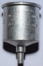 Vtg. Coleman FILTER FUNNEL No. 0 - Wichita, Kansas - For Kerosene Lantern/Stove