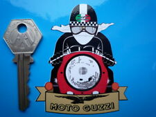 MOTO GUZZI Cafe Racer Motorcycle STICKER Pudding Basin Helmet Le Mans Bike 850T