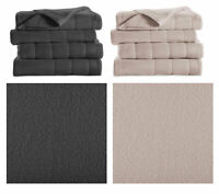 Sunbeam Fleece Electric Heated Warming Blanket