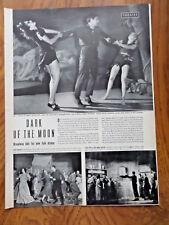 1944 Theater Ad Dark of the Moon Richard Hart Cambridge Summer Theater