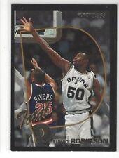 1992-93 FLEER BASKETBALL TOTAL-D TOTAL D INSERT SINGLES