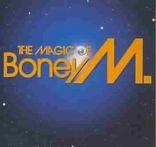Magic Of [Remaster] by Boney M. (CD, Nov-2006, Sony BMG)