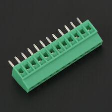5 x 4-way PLUG-IN ORIZZONTALE PCB Intestazione chiuso 5.08mm