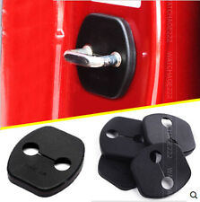 FIT FOR NISSAN CAR DOOR LOCK BUCKLE COVER CATCH CASE CAP RUST PROOF PROTECT NEW