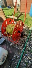 More details for agrati hose reel and 25m 3/4 inch hoselock hose, water transfer hose and reel