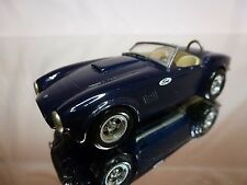 AUTO REPLICAS 3 KIT (built)  AC COBRA FORD - BLUE 1:43 - NICE