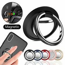 Phone Ring Holder Finger Grip 360° Magnetic Stand Mount for Mobile Phone FLICK-