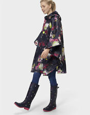 Polyester Casual Floral Coats & Jackets Ponchos for Women
