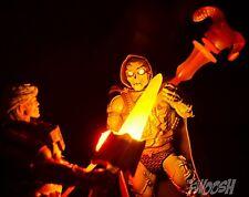 Laser Power! eh Man laser light Skeletor motu Masters of the Universe Classics