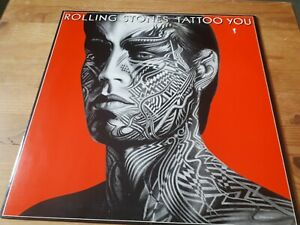 """The Rolling Stones,""""Tattoo You"""",1981 German Pressing,Nice Copy !!!"""