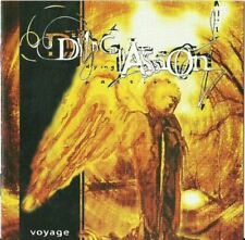 DYING PASSION voyage (CD, album, 2002) doom metal, rock, very good condition,