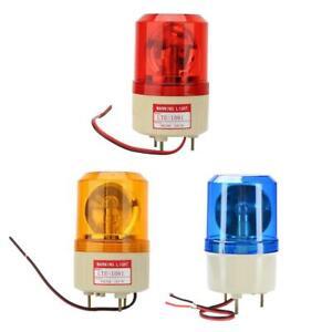 LTE-1081 Strobe Rotating Alarm Emergency Warning Light 12V LED Flash Beacon Lamp