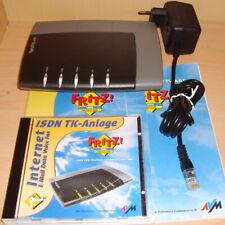 AVM FRITZ!X USB v3.0 TK-Anlage 4 Nebenstellen Windows 7/8/10 100% OK