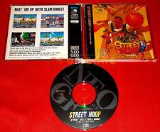 STREET HOOP Neo Geo Cd Versione Americana ○○ USATO