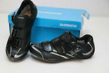 New Shimano Women's SH-WR42L Road Bike Shoes 36 5.1 Black SPD Cycling 2/3-Bolt