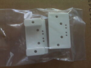 VHO End Cap Stand Offs 1 set (2) For T12 Bulb End Caps New-Hard to Find Item!!
