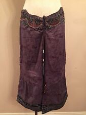 Munthe plus Simonsen Harem Pants Trousers - Euro 38 US 10 - Unique Hard to Find