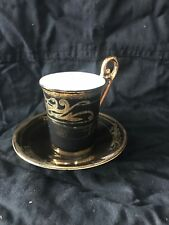 24ct Gold Collection Cup And Saucer