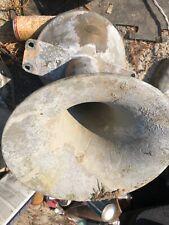 Cunningham Air Whistle/Fog Horn Bronze Vintage (Vashon Isle Wa.)