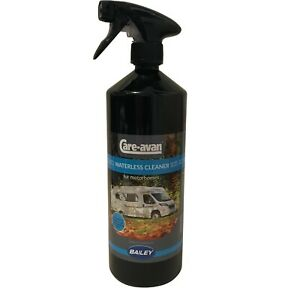 Waterless Cleaner/Polish 1L Motorhome Bailey, Dethleffs, Hymer, Swift, Burstner
