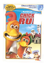 Chicken Run (Dvd, 2000, Widescreen) New Sealed Free Ship #0321Os