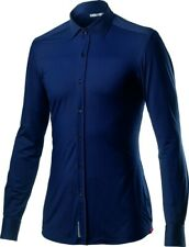 Castelli Vg Button Shirt; Men's, L, Infinity Blue, New With Tags, 60% off Msrp