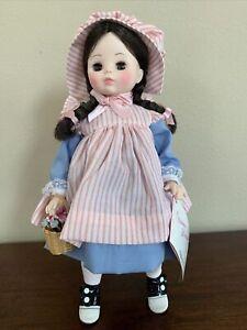 "Madame Alexander REBECCA 14"" #1586  Purchased 1986"