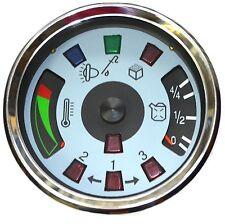 Kombi Instrument für wassergekühlte Motoren Traktor Schlepper Bulldog