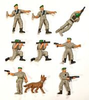 CHOOSE: 1986 Guts! Green Beret * Fair to Good Cond. * Mattel * Combine Shipping!