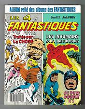 *** Une Aventure des FANTASTIQUES  n° 38 + 39 (Album 5) ** 1986 - LUG // Q. NEUF