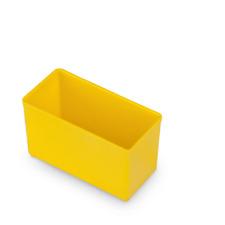 Bosch Sortimo 10St Insetbox rot B3 63 mm / Einsatzbox für L-Box 102