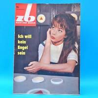 DDR Zeit im Bild ZB NBI 46/1963 Stralsund GST Dresden Leipzig Toplitzsee DEFA