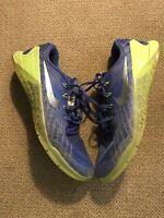 Nike Men's Metcon Blue Green CrossFit Training Shoe Size 12