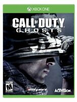 Call of Duty Ghosts for Xbox One - Action Shooter Video Game w/ Multiplayer Mode