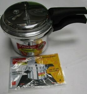 Prestige PPAPC3 Popular Aluminium Pressure Cooker - 3 Litres